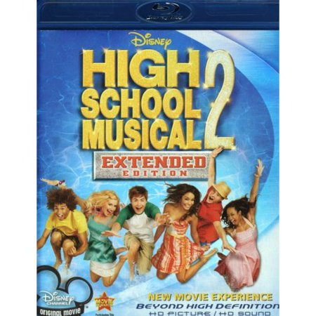 High School Musical 2 (Blu-ray) (Extended Edition) (Widescreen)