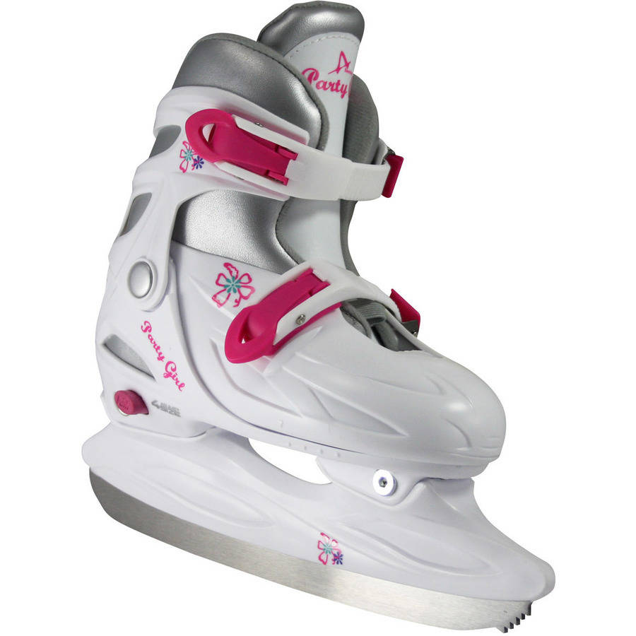 American Party Girl Adjustable Figure Skates by