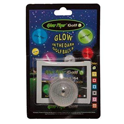 Balls In Sports (proactive glow flyer ball - glow in the dark golf balls by x)