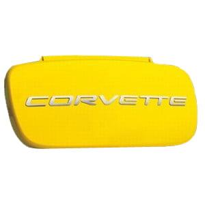 C5 Corvette 1997-2004 Stainless Steel Front Bumper Letter Kit Corvette Front Bumper Cover