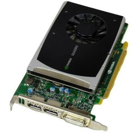 1 Gb Ddr5 Video - Lenovo NVIDIA Quadro 2000 1GB DDR5 128-Bit PCIe x16 Workstation Video Card- 89Y8856 - Refurbished