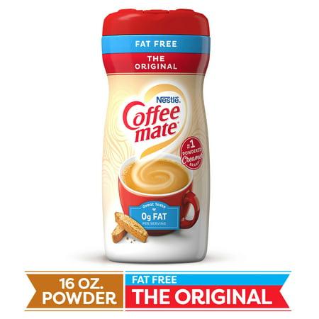 Nestle Coffeemate Fat Free Original Powder Coffee Creamer 16 oz. Canister (3 Pack) Nestle Chocolate Coffee