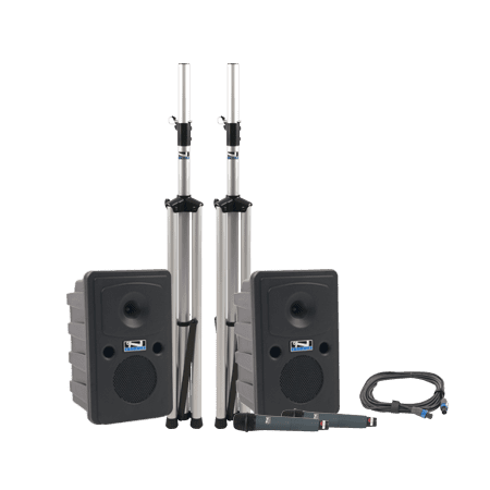 Anchor Audio Go Getter Deluxe Package Dual Wireless  Gg Dpdual