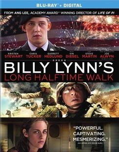 Billy Lynn's Long Halftime Walk (Blu-ray)
