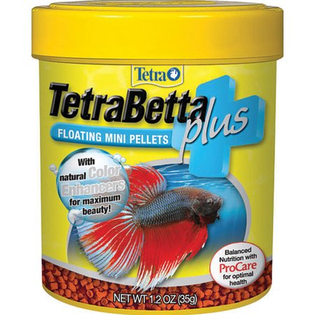 046798772569 upc tetrabetta plus mini pellets 1 2 oz for Betta fish food walmart
