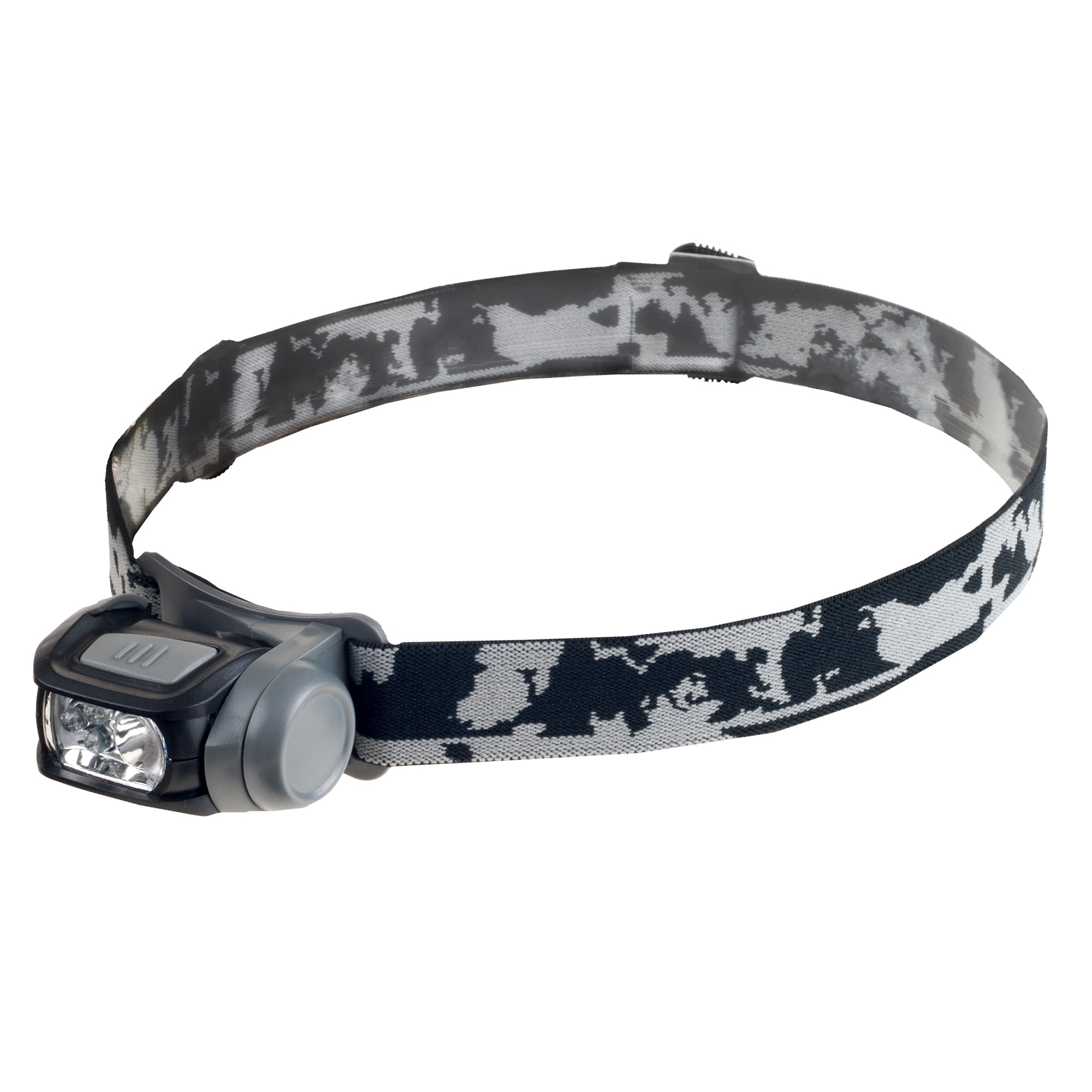 Wakeman Lightweight LED Headlamp with 3 Modes and 100 Lumen CREE Light Bulbs By  Outdoors