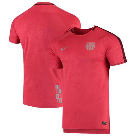 Nike - Barcelona Nike 2018 19 GX Training Jersey - Pink Maroon - Walmart.com 8a714ac20