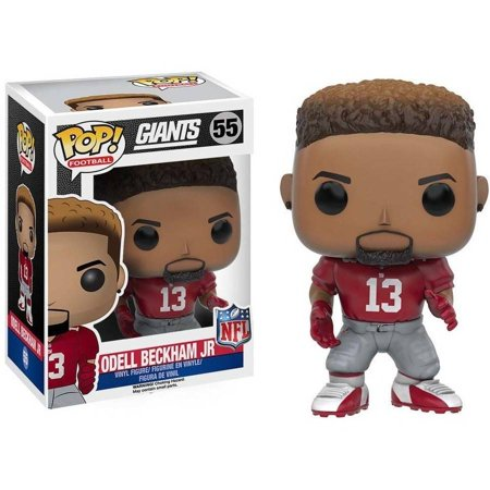 Funko Pop  10226 Nfl Wave 3 Ny Giants Odell Beckham Jr Vinyl Figure