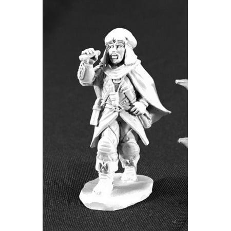 Reaper Miniatures Male Jack (Turban) #62116 Numenera Unpainted Metal - Jack Miniature