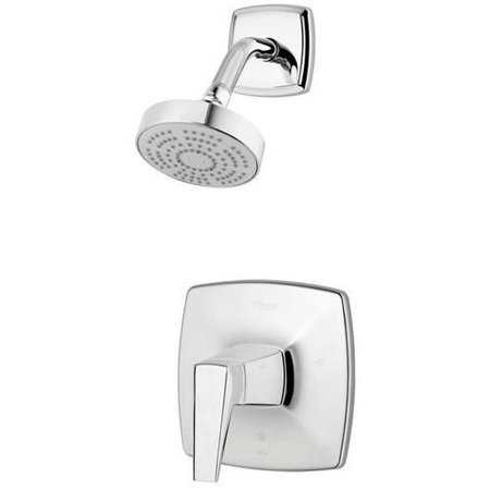 Pfister Arkitek Shower Trim Kit with Single Function Shower Head, Available in Various Colors