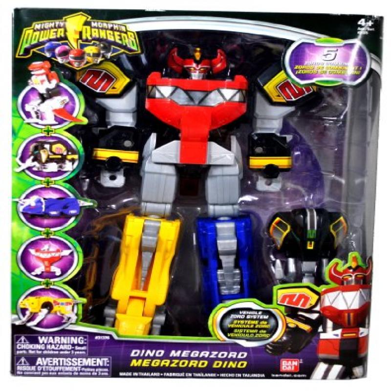 Bandai Power Ranger Mighty Morphin Dino Megazord