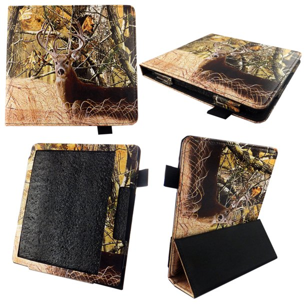 Camo Deer Case For All-New Kindle Oasis 7 Inch (10th Gen