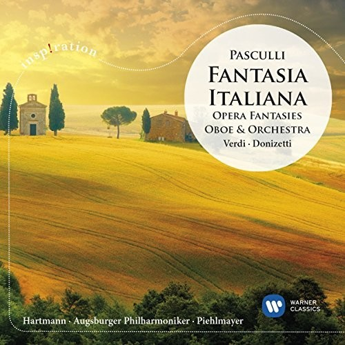 Fantasia Italiana-Opernfantasien For Oboe by