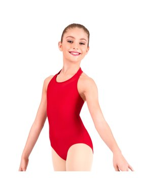 Girls Halter Dance Leotard