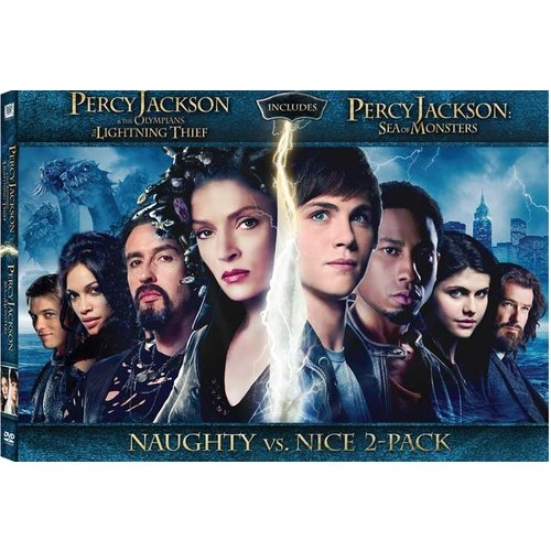 Percy Jackson & The Olympians: The Lightning Thief / Percy Jackson: Sea Of Monsters (Walmart Exclusive) (Widescreen)