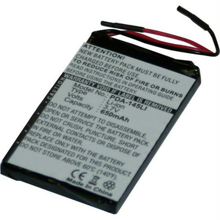Ultralast Replacement PDA Battery 3.7 Volt Lithium Ion Replacement PDA Battery for Palm M150