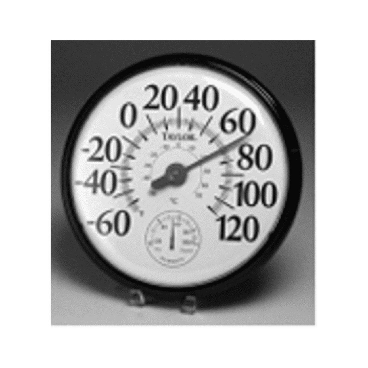 6712N Image Gallery Outdoor Wall Thermometer and Humidity Guide, thermometer By Taylor Precision Ship from US