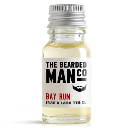Bay Rum The Bearded Man Co Beard Oil Conditioner Male Grooming