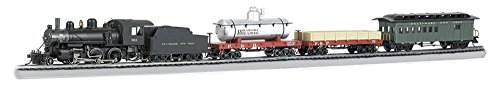 Bachmann Trains HO Scale Blue Star E-A App Smart Phone Controlled Ready To Run Electric Train Set by Bachmann Trains
