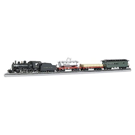 Detail Set Ho Scale (Bachmann Trains Blue Star E-A App Smart Phone Controlled HO Scale Ready-To-Run Electric Train)