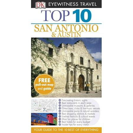 Top 10 San Antonio and Austin (Travel Time From Austin To San Antonio)