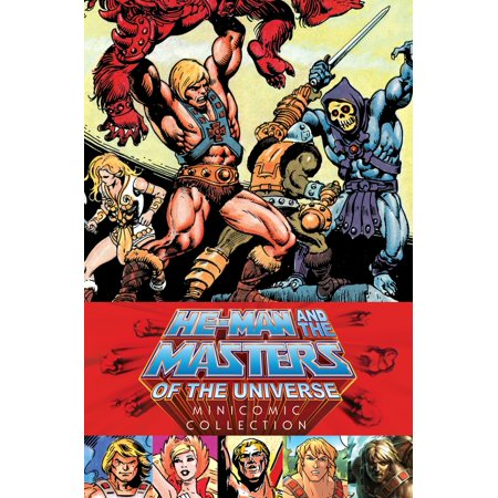He-Man and the Masters of the Universe Minicomic (Masters Of The Universe Blu Ray Review)