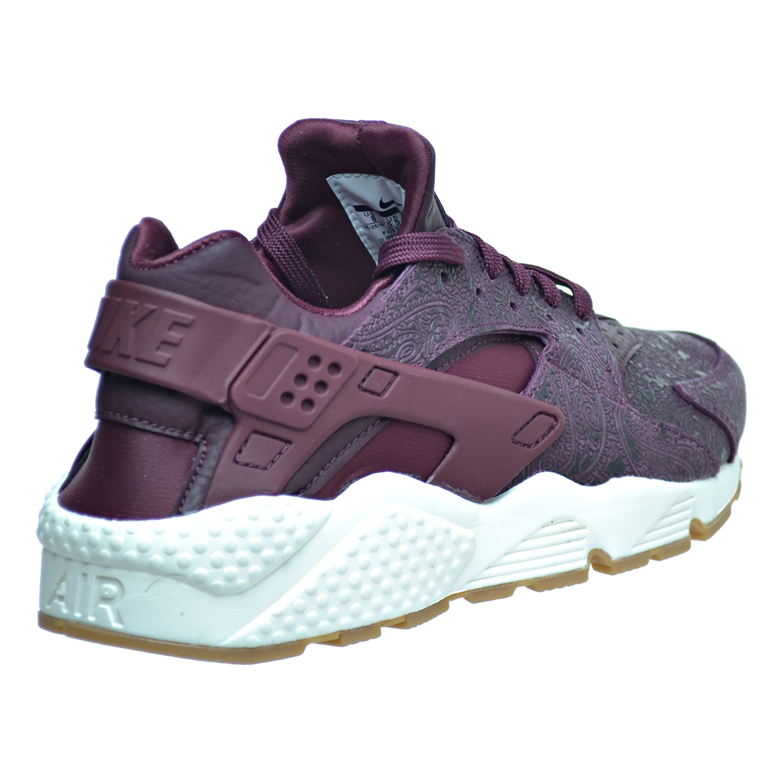 729f1662fc Nike - Nike Air Huarache Premium Women s Shoe Night Maroon Night Maroon -Sail683818-600 (10 B(M) US) - Walmart.com