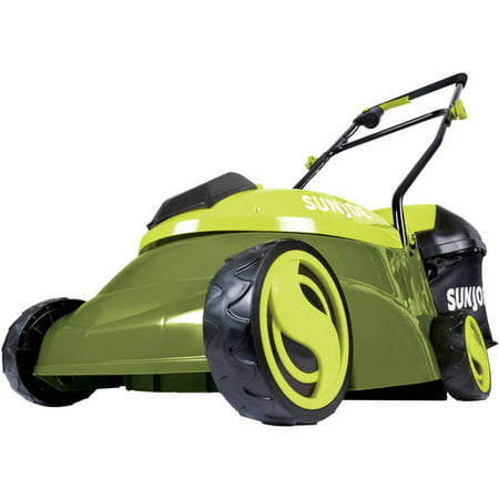 Sun Joe MJ401C Cordless Lawn Mower | 14 inch | (Best Battery Powered Lawn Equipment)