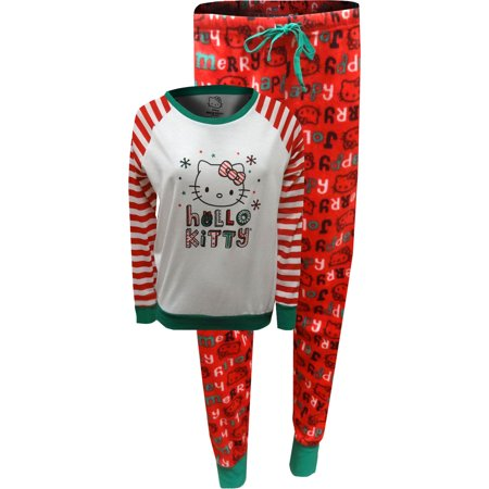 Hello Kitty Happy Merry Jolly Holiday Pajama Set ()