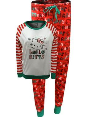25ed31316 Product Image Hello Kitty Happy Merry Jolly Holiday Pajama Set