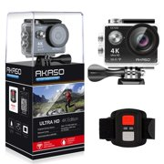 Best Action Cameras - AKASO 4K WIFI Sports Action Camera Ultra HD Review