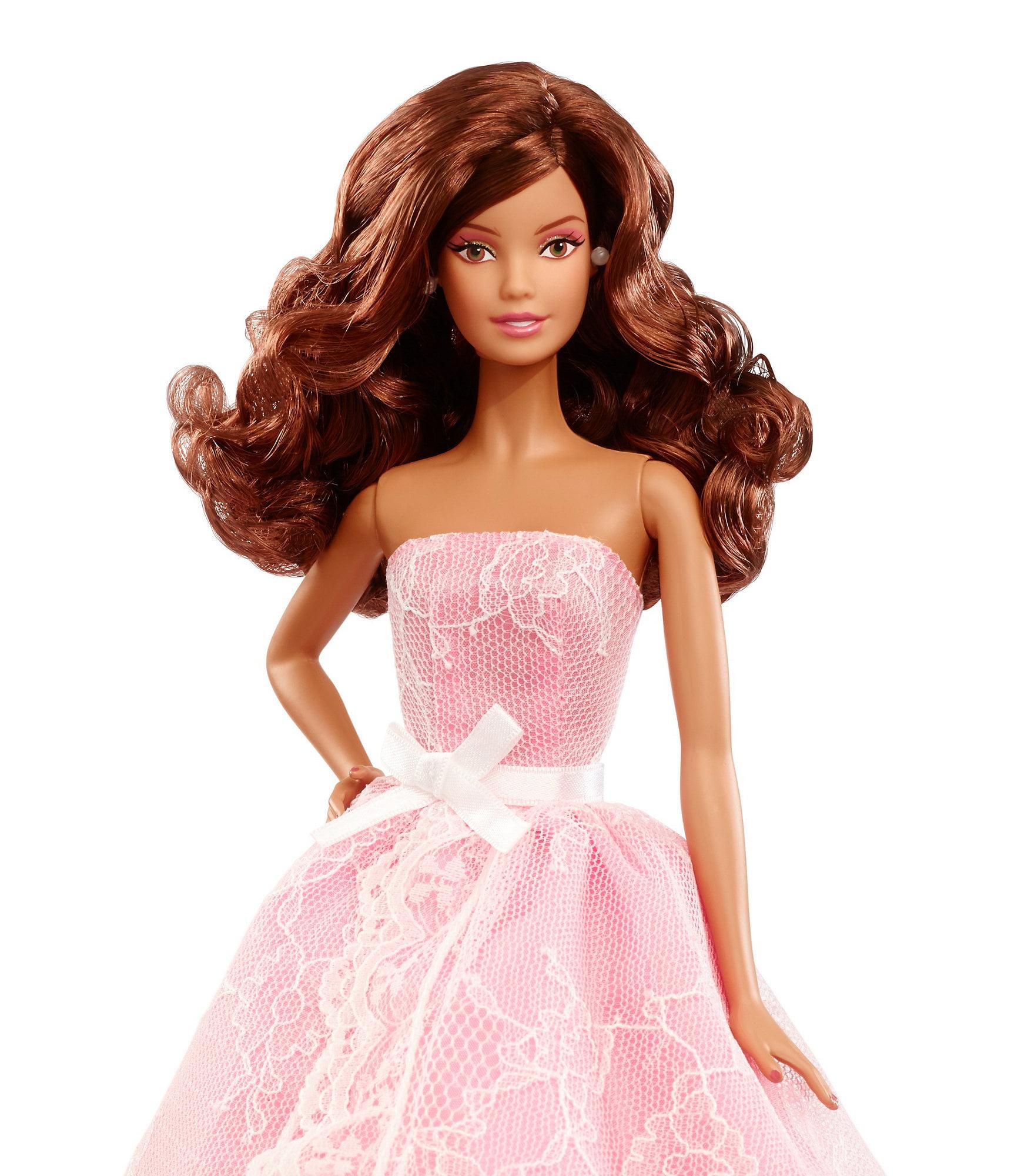 Barbie 2015 Birthday Wishes Latina Doll by Mattel