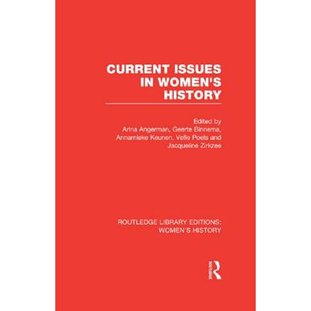 Current History - Current Issues in Women's History - eBook