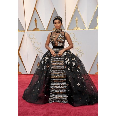 Elizabeth Real Photo - Janelle Monae At Arrivals For The 89Th Academy Awards Oscars 2017 - Arrivals 2 The Dolby Theatre At Hollywood And Highland Center Los Angeles Ca February 26 2017 Photo By Elizabeth GoodenoughEverett
