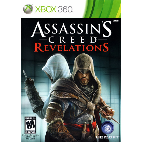 Is there sexual content in assassins creed revelations