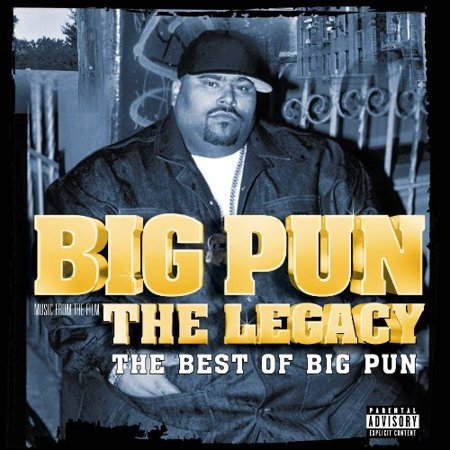 Legacy: The Best of Big Pun (CD) (explicit) - Halloween Music Puns