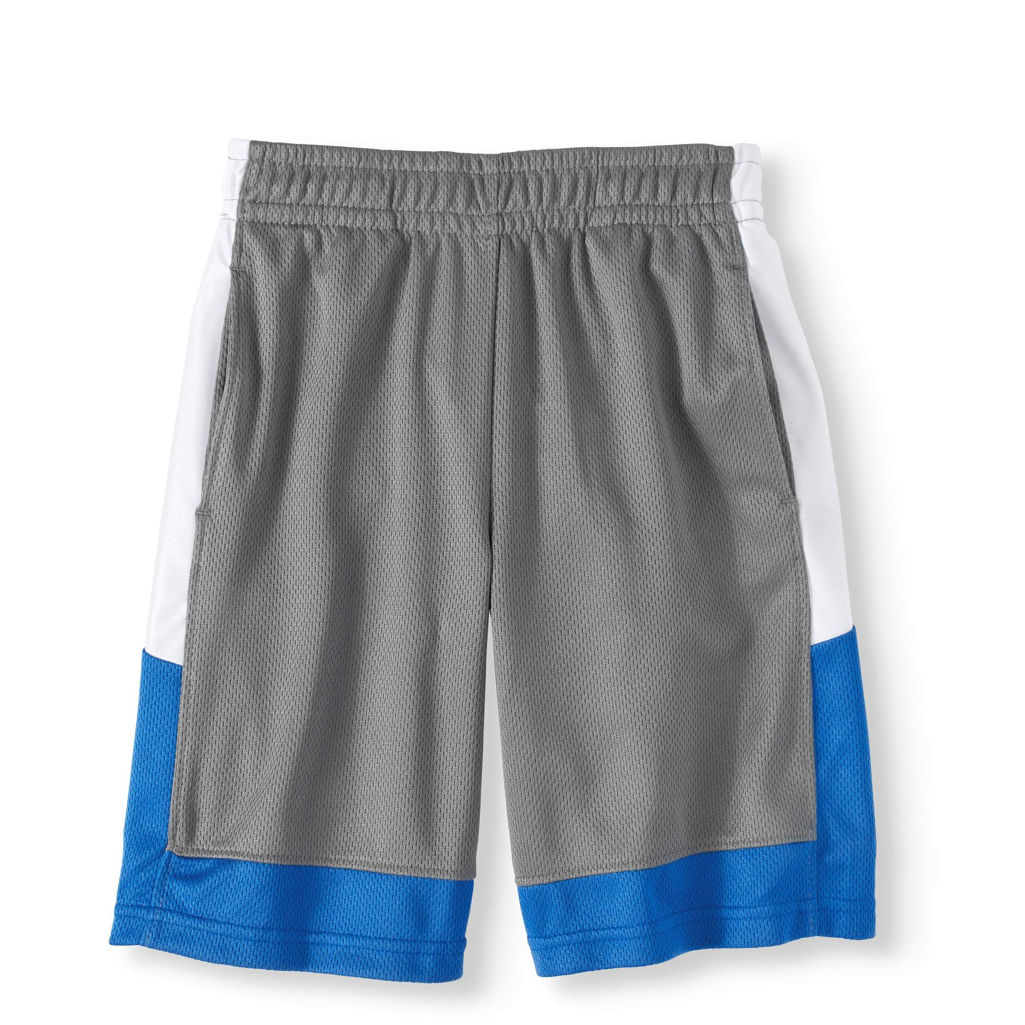 Boys' Mesh Shorts with Pockets