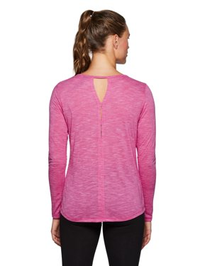 a80dd9666ef Product Image RBX Active Women s Long Sleeve Lightweight Open Back Yoga Top