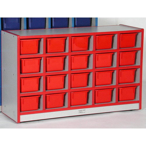 Mahar Creative Colors 20 Compartment Cubby