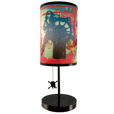 Pirates of the Caribbean 3D Magic Image Lamp - Pirate Lamps
