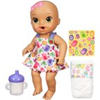 Baby Alive Super Snacks Snackin Sara Doll Blonde