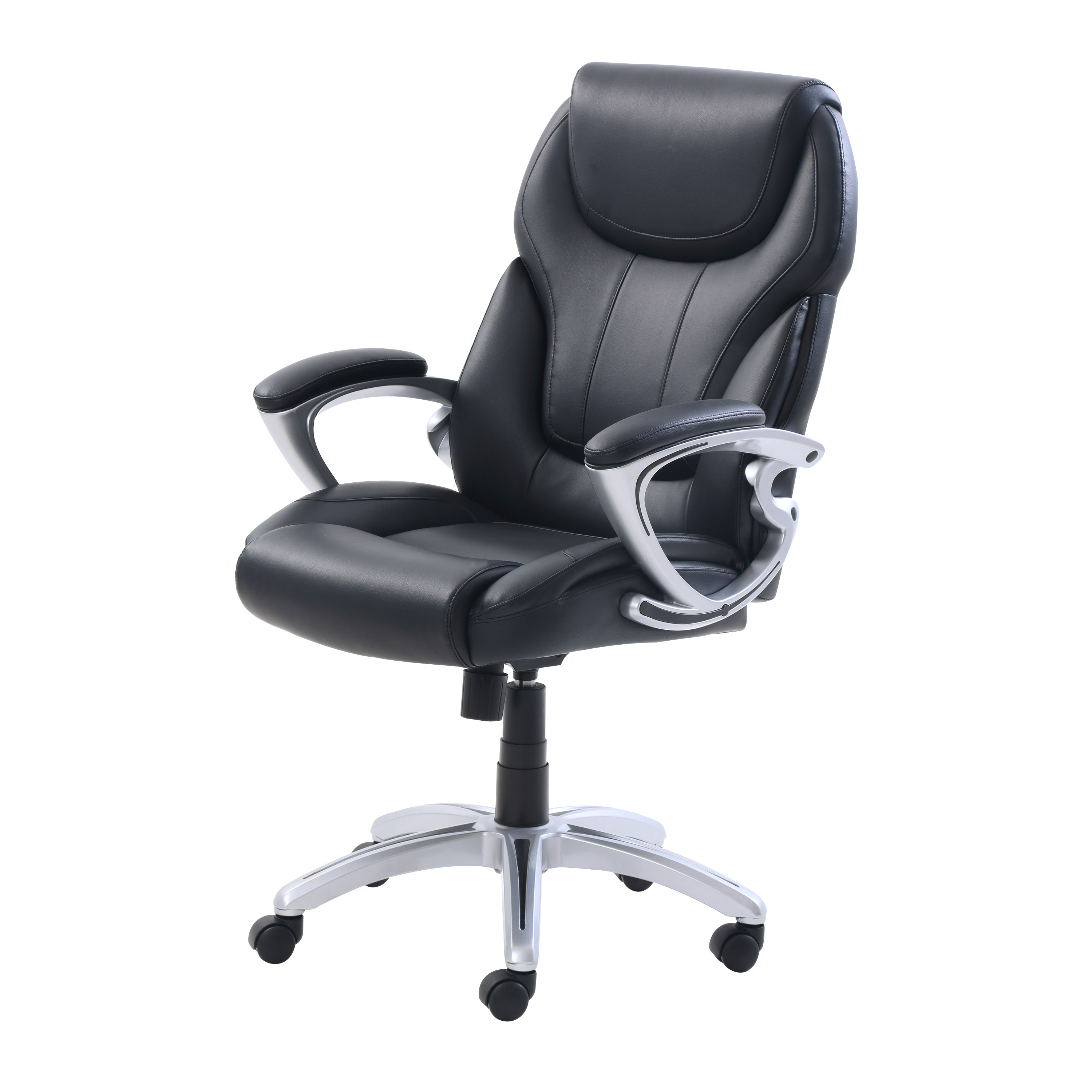 Bonded Leather Managers Chair
