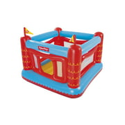 Fisher-Price Bouncetastic Bouncer and 50 Play Balls, Ages 3+