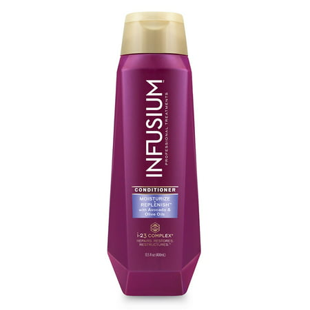 Infusium Moisturize & Replenish Conditioner, 13.5 Fl Oz