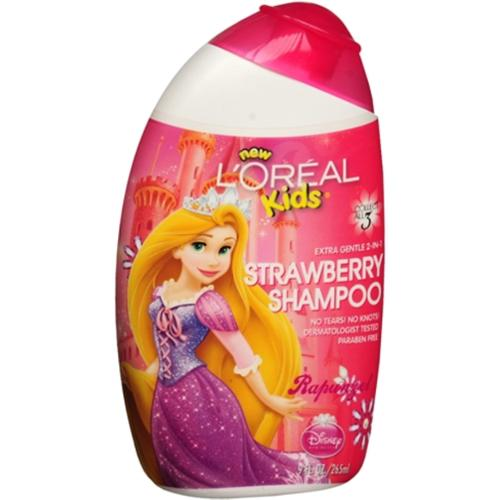L Oreal Kids Extra Gentle 2 In 1 Shampoo Rapunzel