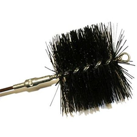Fine Sweep Floor Brush Flagged (14