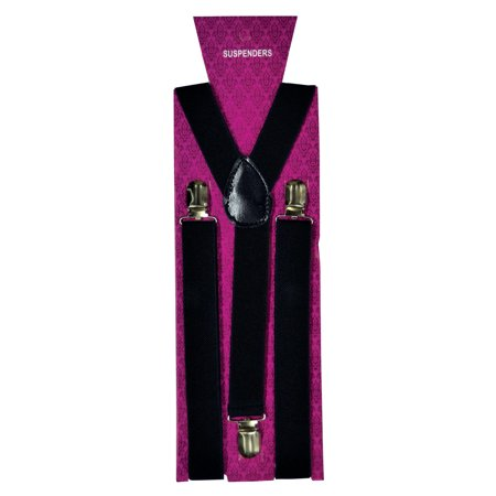 Plain Black Suspender Adult Halloween - Sora In Halloween Town