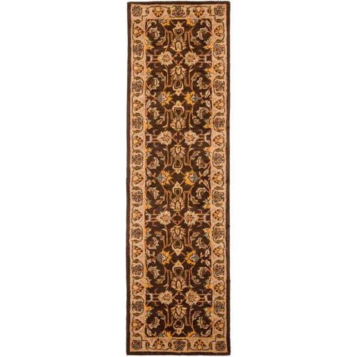 Safavieh Heritage Duncan Hand-Tufted Wool Runner Rug