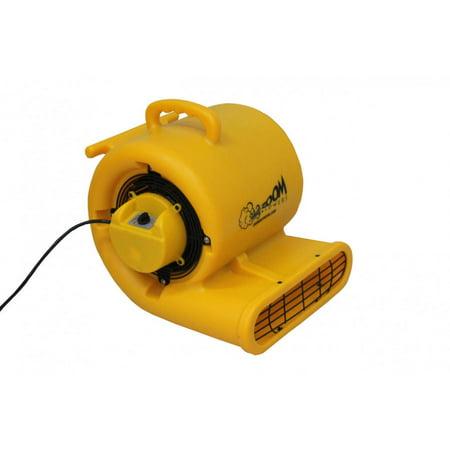 Zoom 1/3 HP Centrifugal Air Blower Floor Dryer Fan