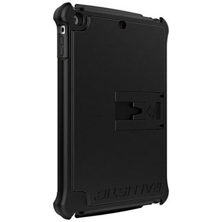 Ballistic Tough Jacket Tj1113-a06c Ipad[r] Air Tough Jacket[r] Case [black Silicone/black Tpu/black Pc/black